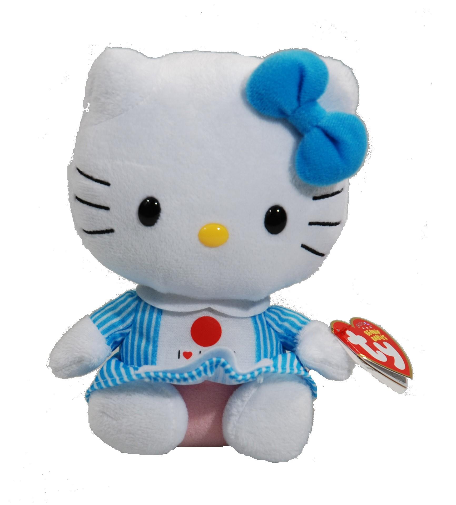 Hello Kitty<br> Krankenschwester<br>ca 17 cm