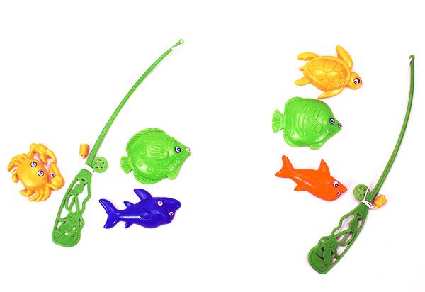 Halászati játék<br> sorrendje 2-szeres<br>- a zacskóban