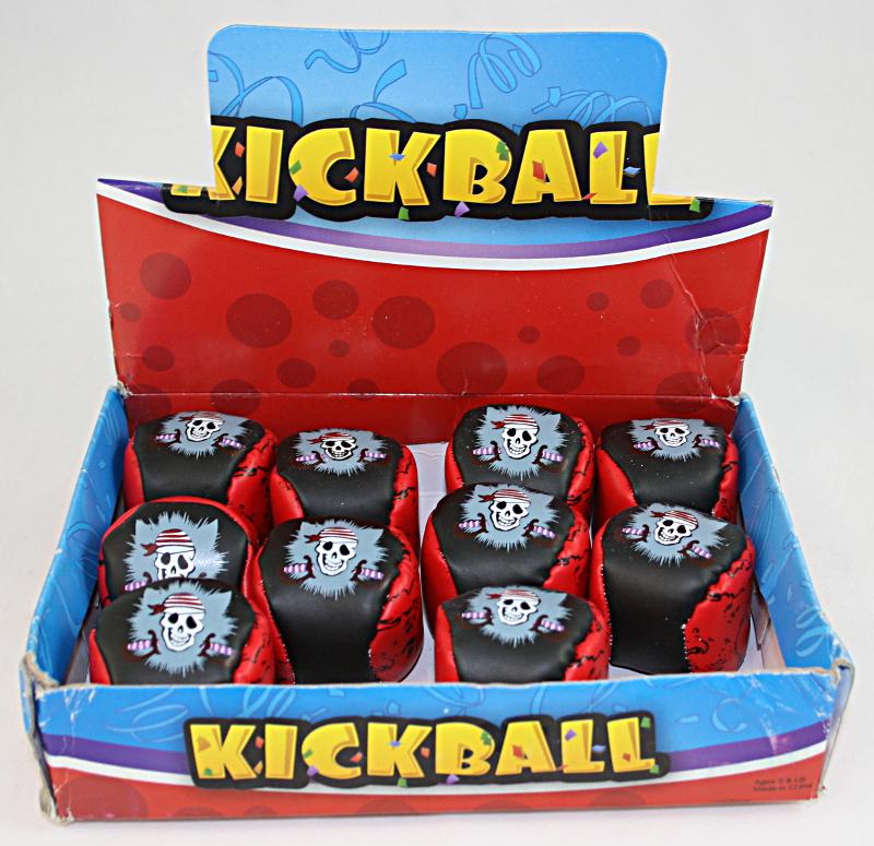 Kickball pirate design