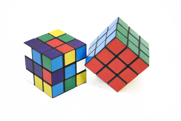 Dice - Z-cube<br>about 5 x 5 cm