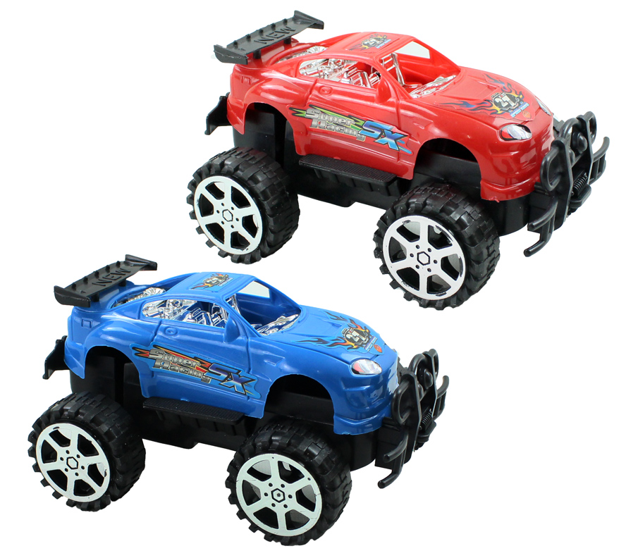 Monster Truck<br> sorted 2x - approx<br>16cm
