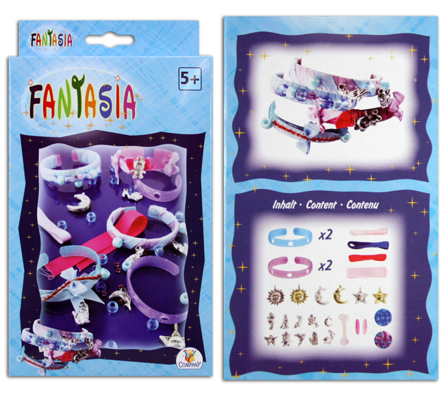 Fantasia bangles<br>with accessories