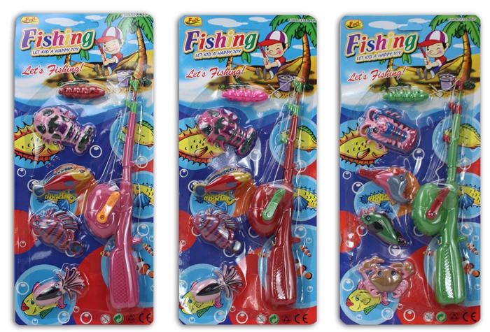 Halászati játék<br> 3 válogatott -<br>Térképen kb 36,5