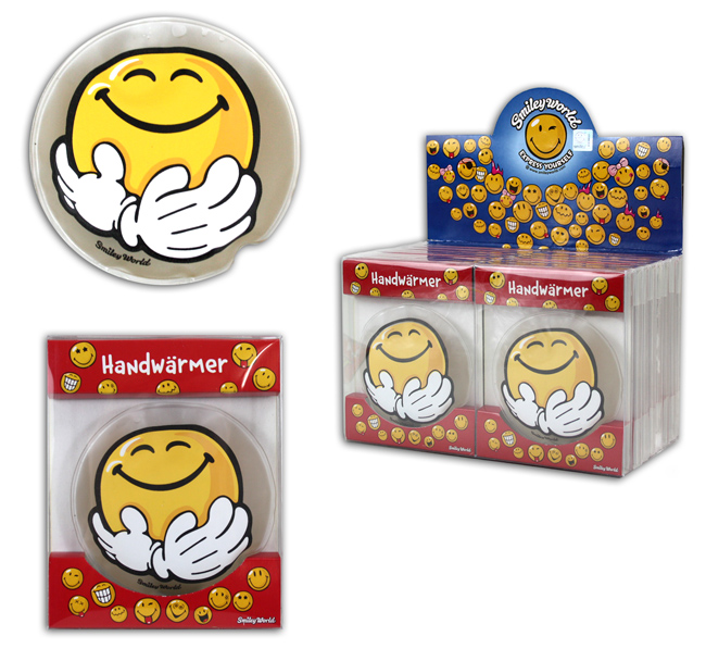Handwärmer SMILEYWORLD
