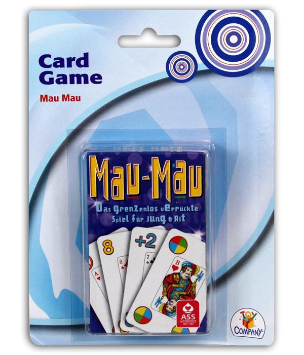 TTC Mau Mau kártyajáték
