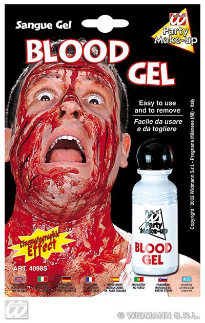 Blut-Gel Flasche 28ml