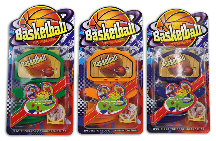 Basketball Game 3<br> assorted on map<br>approx 34x17