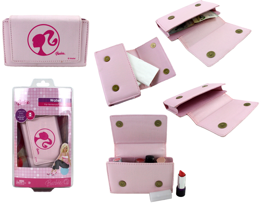 Barbie Nintendo DS<br> Lite pocket ca<br>14,5 x8, 5cm