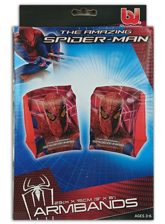 Bestway Armbands<br>Spiderman