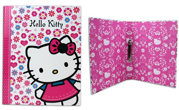 Hello Kitty Folders Folder a4 Hello Kitty
