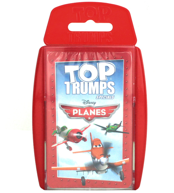 TopTrumps Disney Planes