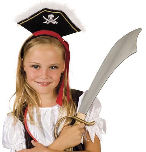 Pałąk z piratem<br>wystrój Wendy