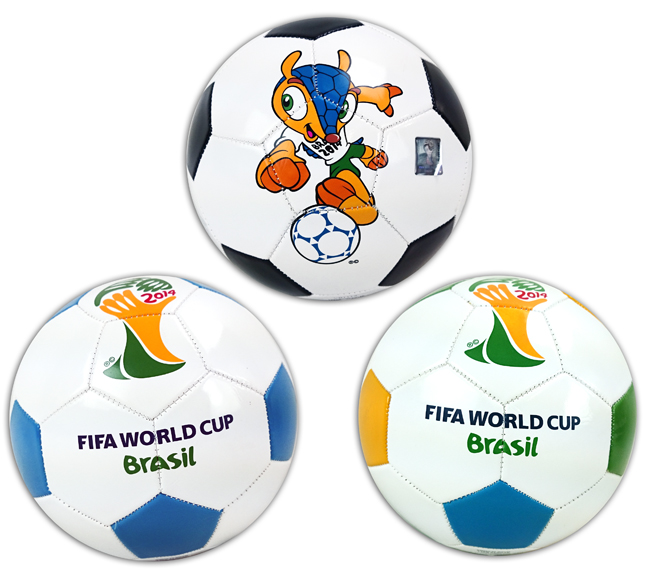 Football FIFA size<br>5 by 3-fold