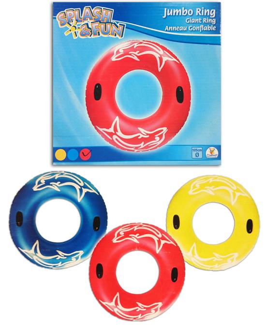 TTC Splash & Fun<br> Schwimmring 3-fach<br>sortiert - ca