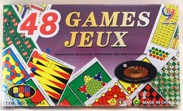 Játékok - kb 42 x<br>24 x 3,5 cm