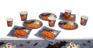 Tischset-<br> Partyset für 6<br>6 Personen