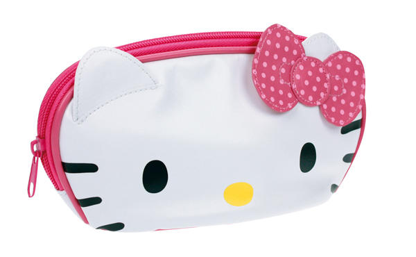 Hello Kitty<br> Classic Case -<br>approx 21.5 cm