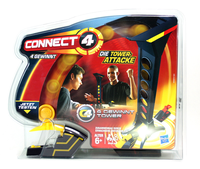 Hasbro Connect 4 Tower