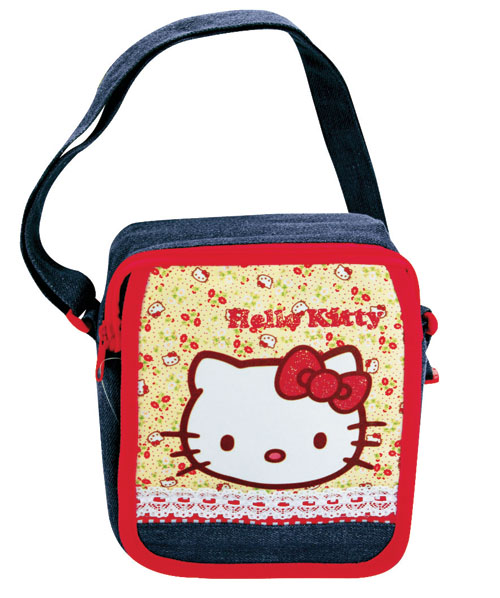 Hello Kitty bag<br>approx 20x21x6cm