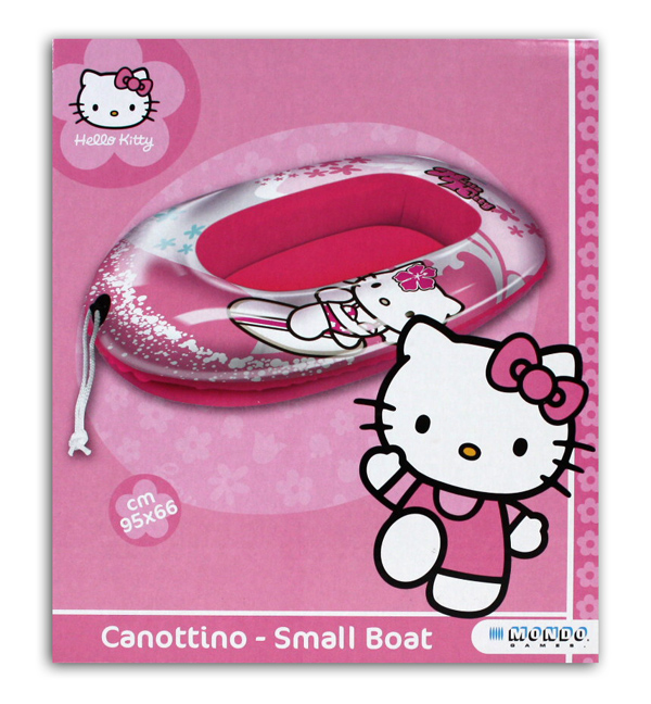 Hello Kitty<br> children&#39;s<br>boat ca 95x66cm
