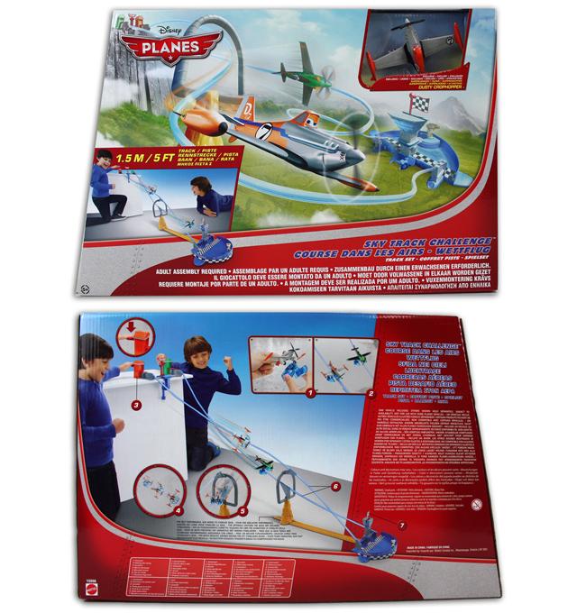 Mattel Disney<br> Planes fogadás<br>Flight játékkészlet