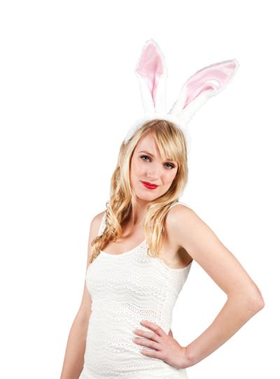 Pałąk, Duże uszy<br>królika,