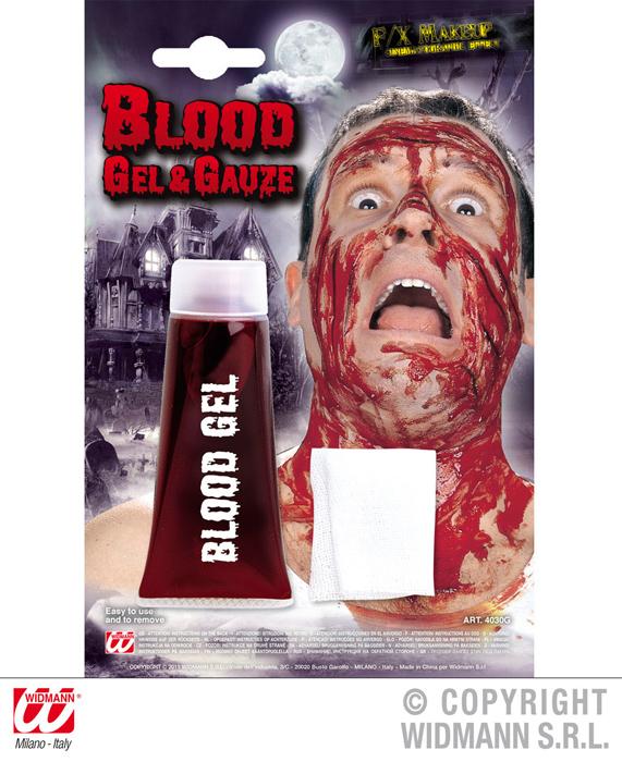 Blutgel in<br>Maxitube ca 42ml