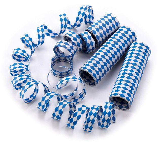 Streamers Bavarian<br> diamond<br> Oktoberfest - ...