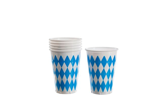 Mug Oktoberfest<br> Bavarian diamond<br>10 pieces - appro